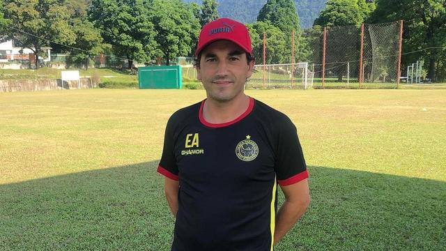 Pelatih Arema Buka Suara soal Wacana PPKM Darurat Diperpanjang (906194)