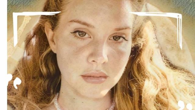 Lana Del Rey Diejek, Sampul Album Barunya Disebut Pakai Filter PicsArt (38772)