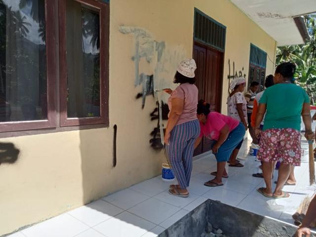 Palang Dibuka, Aktivitas Pemerintahan Desa Bosso Kembali Normal (413771)