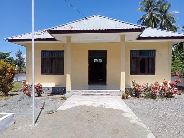 Palang Dibuka, Aktivitas Pemerintahan Desa Bosso Kembali Normal (413772)