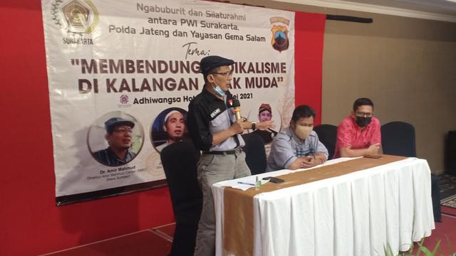 Pemuda Idealis Jadi Sasaran Rekrutmen Kelompok Teroris (217331)