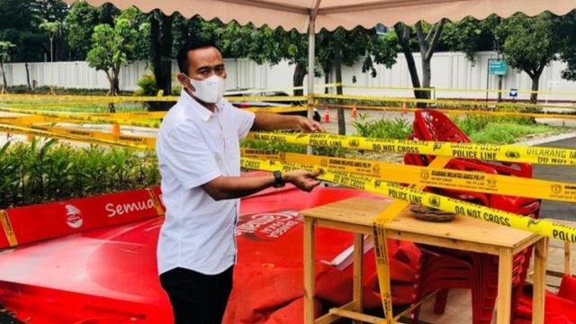 Penyelenggara Konser Musik Pasar Minggu Terancam Kena Denda Administrasi (1285466)