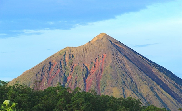 Fakta Geologis Menarik Gunung Inie Rie: Gunung Api Aktif Tertinggi di Flores (44135)