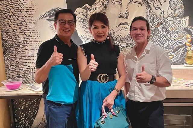 Jordi Onsu Dinner Bareng Crazy Rich Surabaya, Ekspansi Geprek Bensu? (371298)