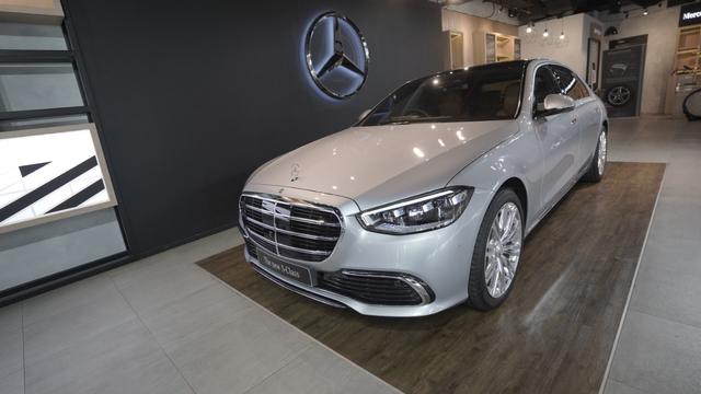 Mercedes-Benz S-Class Terbaru Meluncur, Harganya Tembus Rp 3 Miliar (38020)