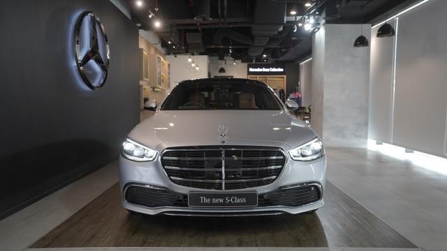 Mercedes-Benz S-Class Terbaru Meluncur, Harganya Tembus Rp 3 Miliar (38026)