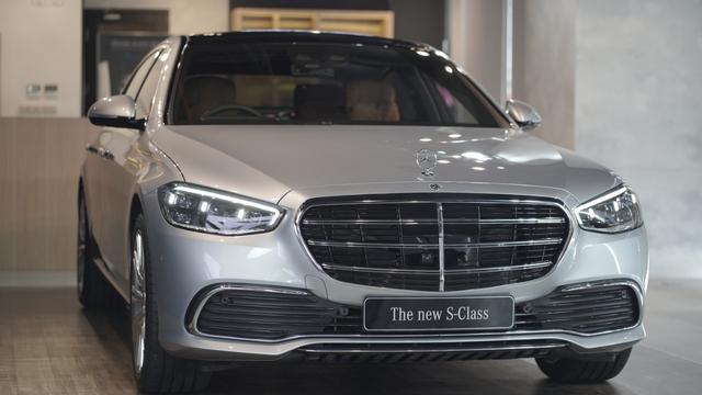 Mercedes-Benz S-Class Terbaru Meluncur, Harganya Tembus Rp 3 Miliar (38018)