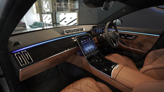 Mercedes-Benz S-Class Terbaru Meluncur, Harganya Tembus Rp 3 Miliar (38023)