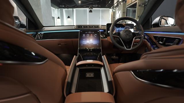 Mercedes-Benz S-Class Terbaru Meluncur, Harganya Tembus Rp 3 Miliar (38022)