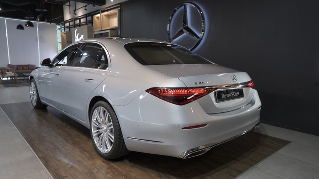 Mercedes-Benz S-Class Terbaru Meluncur, Harganya Tembus Rp 3 Miliar (38021)