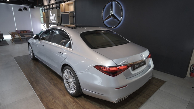 Mercedes-Benz S-Class Terbaru Meluncur, Harganya Tembus Rp 3 Miliar (38019)