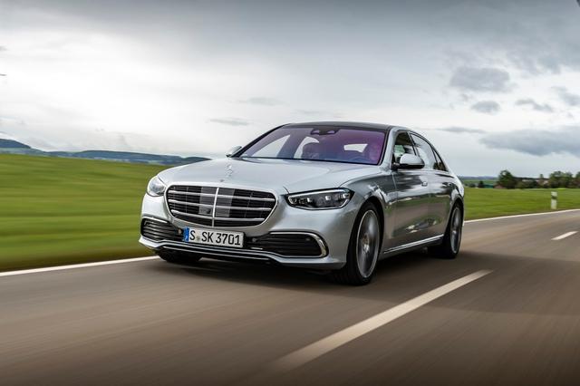 Mercedes-Benz S-Class Terbaru Meluncur, Harganya Tembus Rp 3 Miliar (38025)