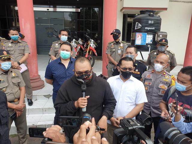 Pria yang Memaki Orang Bermasker di Mal Surabaya: Saya Hanya Iseng (354263)