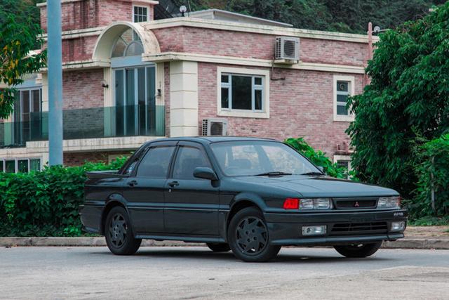 Ketika Mitsubishi Galant Disuntik Mesin AMG (362713)