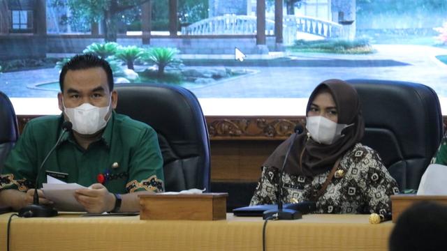 Meski Pandemi, Bupati Blora Ingin Perayaan Idul Fitri Berlangsung Aman (29281)
