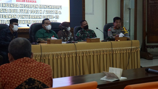 Meski Pandemi, Bupati Blora Ingin Perayaan Idul Fitri Berlangsung Aman (29282)