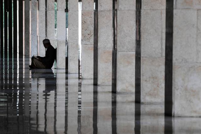 Banyak yang Rindu Masjid Istiqlal, tapi Kondisi Tak Mungkin Salat Idul Fitri  (287596)
