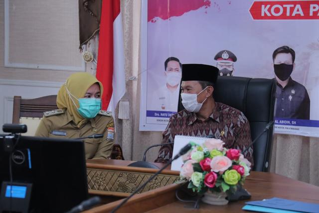 Palembang Masuk 10 Besar Perencanaan Pembangunan Tingkat Nasional (269730)