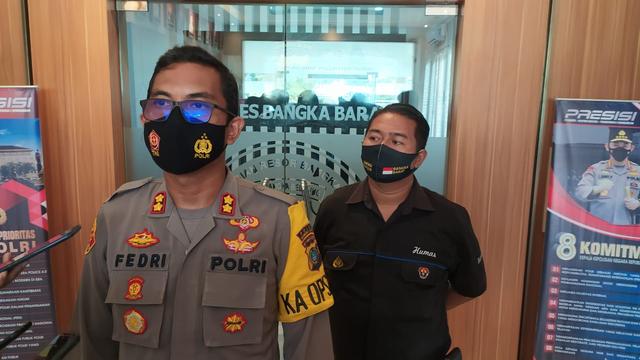 Polres Bangka Barat Perketat Pengawasan di Pelabuhan Tikus (85944)