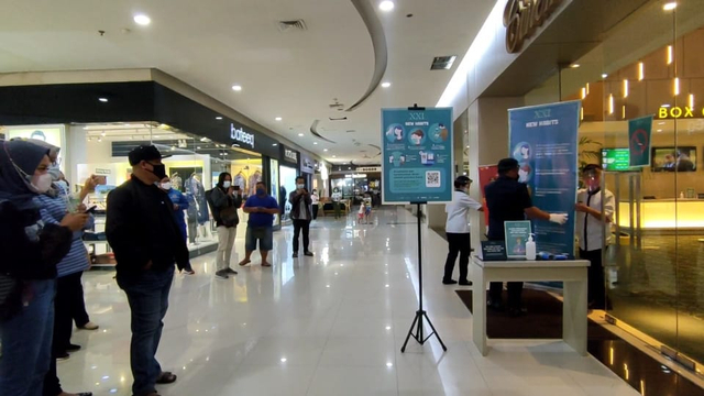Satpol PP Kota Solo Akan Awasi Keramaian di Pusat Perbelanjaan dan Tempat Wisata (46839)
