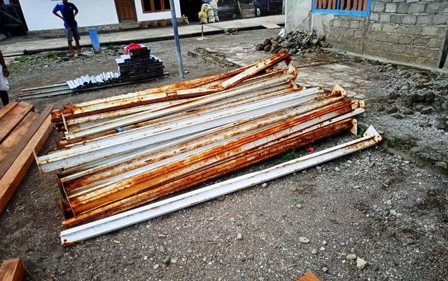 2 Tahun Berlalu, Huntap Korban Gempa Halmahera Selatan Belum Tuntas (93557)