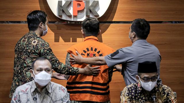 Tersangka Mafia Pajak Angin Prayitno Aji Ajukan Praperadilan, KPK Siap Hadapi (659735)