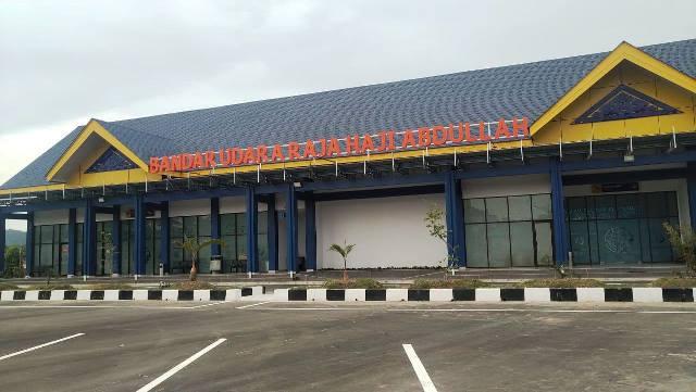 Tim Pengembangan Bandara RHA Karimun Dibentuk, Ini Fokusnya (253305)