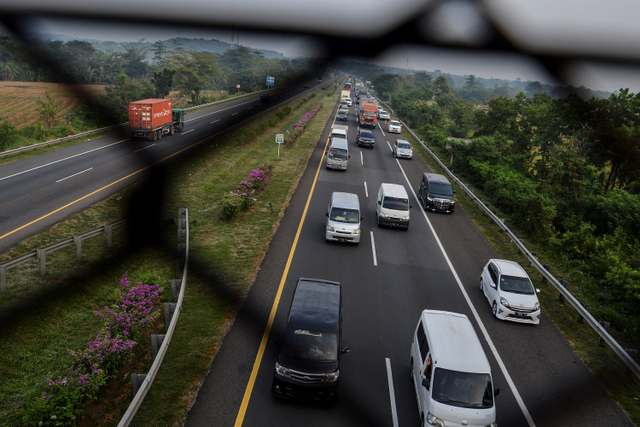 Hutama Karya Tak Mau Truk ODOL Masuk Tol: Bikin Jalan Cepat Rusak (344265)