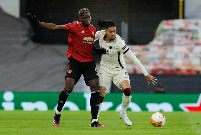 AS Roma vs Manchester United: Prediksi Line Up, Head to Head & Jadwal Tayang (388634)