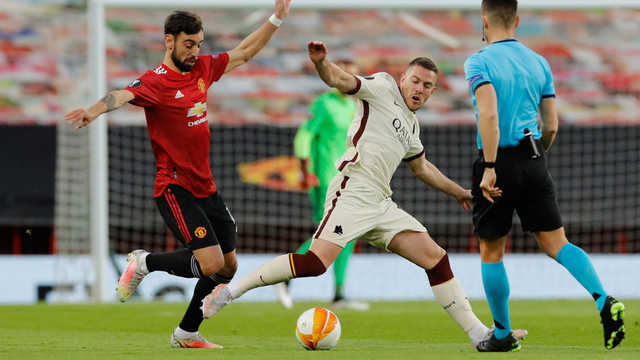 AS Roma vs Manchester United: Prediksi Line Up, Head to Head & Jadwal Tayang (388633)
