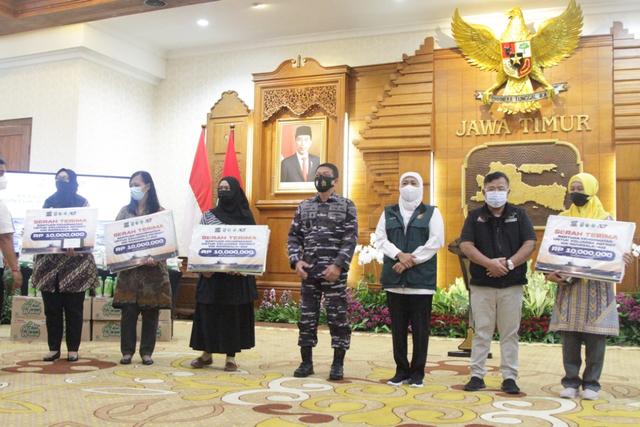 ACT Berikan Bantuan Kehormatan Kepedulian Bagi Patriot KRI Nanggala-402 (198767)