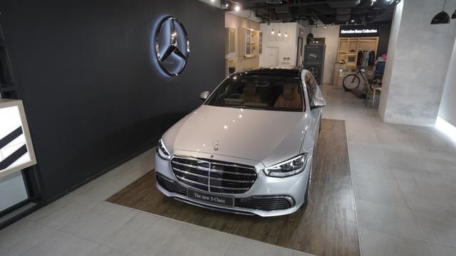 Mercedes-Benz Indonesia Tepis Rumor Penyunatan Fitur Akibat Krisis Microchip (1030896)