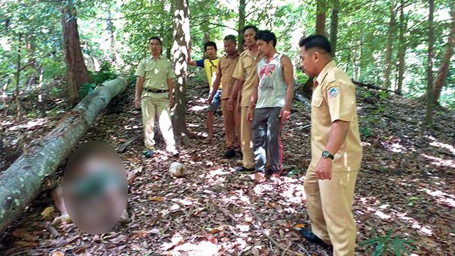 Pria Lansia di Kabupaten Sitaro Ditemukan Meninggal di Kebun Eli (216899)