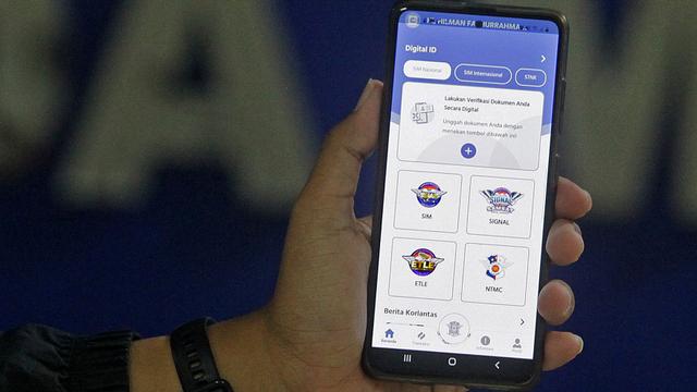 Cara Perpanjang SIM Online Sambil Rebahan, Bermodalkan Aplikasi (302982)