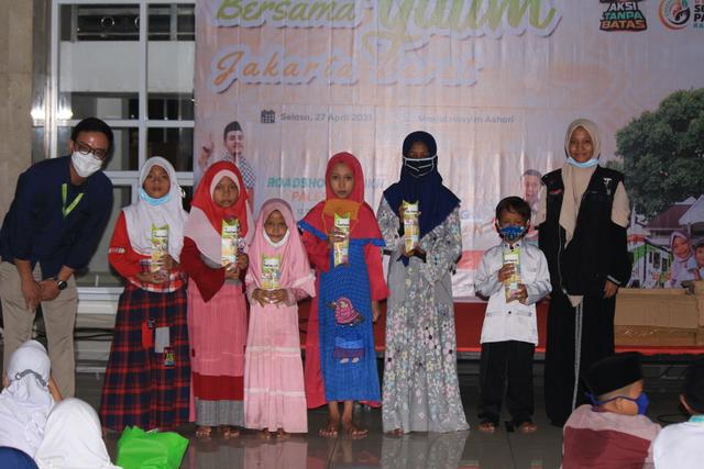 ACT dan MRI Jakarta Barat Gelar Buka Puasa Bersama Yatim (227792)