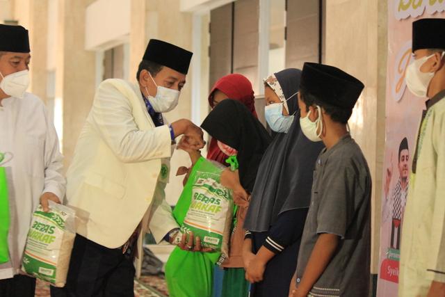 ACT dan MRI Jakarta Barat Gelar Buka Puasa Bersama Yatim (227793)