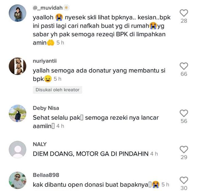 Nyesek, Gerobak Bakso Jatuh Berantakan karena Tersangkut Spion Motor (306268)