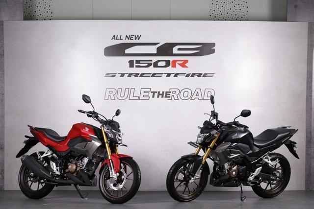 Spesifikasi dan Fitur All New Honda CB150R Pasar Indonesia, Seberapa Canggih? (58282)