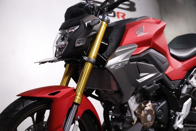 Spesifikasi dan Fitur All New Honda CB150R Pasar Indonesia, Seberapa Canggih? (58279)