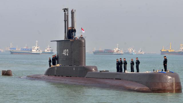 Sulitnya Angkat Anjungan KRI Nanggala, Kapal China Berkali-kali Gagal (80524)