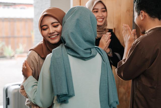 Jawaban Taqabbalallahu Minna Wa Minkum Sebagai Ucapan Idul Fitri (299389)