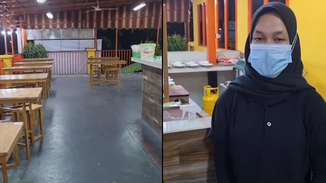 Tega! Booking Satu Warung Buat Bukber Malah Tak Ada yang Datang, Penjual Rugi (2105)
