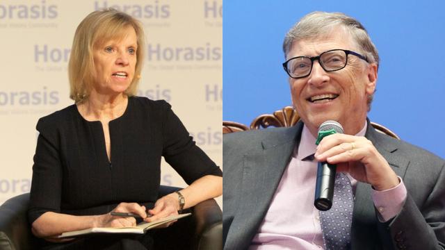 Sosok Mantan Pacar Bill Gates Jadi Sorotan, Disebut Masih Sering Liburan Bersama (8434)
