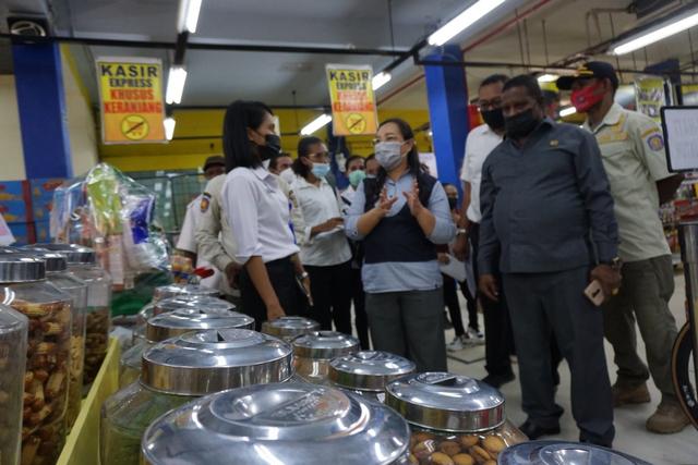 Jelang Hari Raya Idul Fitri, Stok dan Harga Barang di Kota Sorong Stabil (251827)