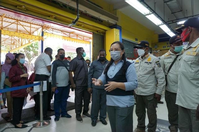 Jelang Hari Raya Idul Fitri, Stok dan Harga Barang di Kota Sorong Stabil (251828)
