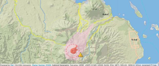 Fakta Geologis Gunung Dukono, Periode Aktivitas Erupsi Terpanjang di Indonesia (306041)