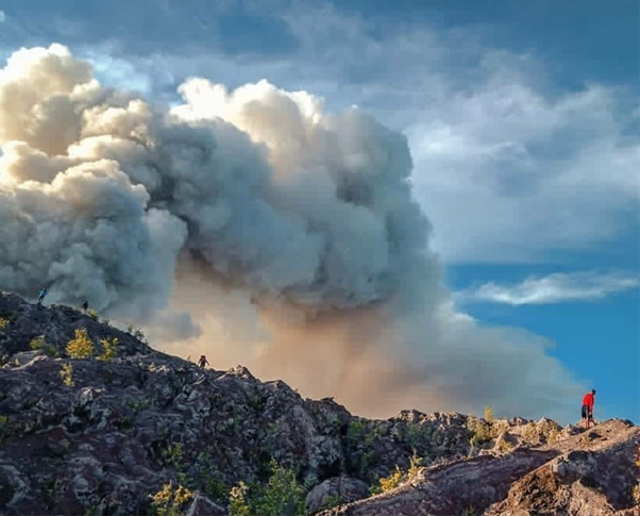 Fakta Geologis Gunung Dukono, Periode Aktivitas Erupsi Terpanjang di Indonesia (306042)