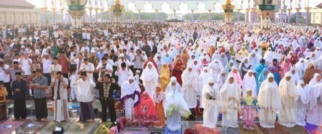 Shalat Ied dan Takbiran di Kota Sorong Hanya Boleh Dilaksanakan di Masjid (255604)