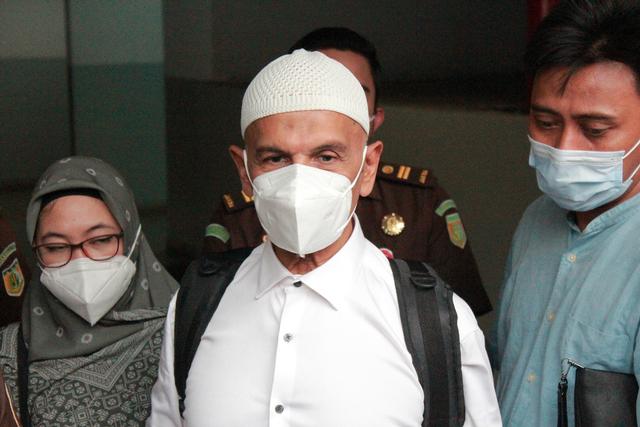 Kini Jadi Tahanan Kota, Mark Sungkar: Secara Batin Saya Tidak Merasa Ditahan (31581)