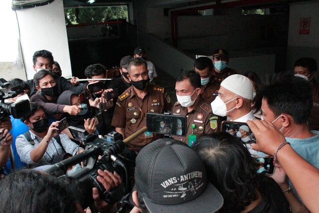 Kini Jadi Tahanan Kota, Mark Sungkar: Secara Batin Saya Tidak Merasa Ditahan (31583)